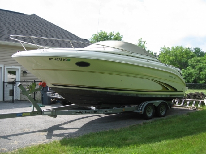 SEARAY 245 WEEKENDER 2007 от 1 500 000р.