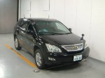 TOYOTA HARRIER 2009